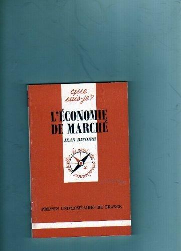 L'économie de marché