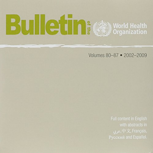 Bulletin of Who 2002-2009