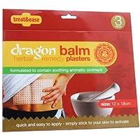 Dragon Balm - Kräuter Pflaster 12cm X 18 CM preisvergleich bei billige-tabletten.eu