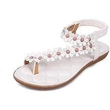 Sandalias Bohemia,Xinantime Espina de pescado zapatos de las sandalias