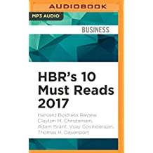 HBRS 10 MUST READS 2017      M