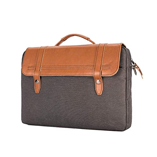 XYZS Laptop-Taschen 11/12/13/14 / 15,6-Zoll-Laptoptasche Business-Computer-Tasche (Farbe : Carbon Gray) Carbon-business-pc
