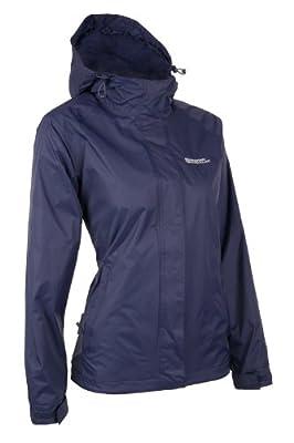 Mountain Warehouse Damen Outdoor Kapuzen Torrent Wasserdicht Damen Jacke Freizeit Sport Wander von Mountain Warehouse - Outdoor Shop