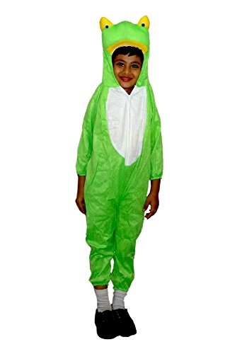 SBD Frog Fancy Dress Costume/Theme Costumes Kids For Competitions/Shows