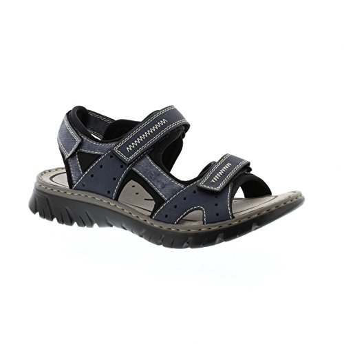 Rieker 26757-15 Herren Sandalen Denim EU45 Denim