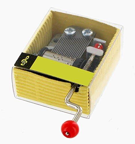 Boîte Boîte Boîte à musique / mécanisme musical à Femmeivelle - California dreamin' (John Phillips)   Coût Modéré  b4c39f