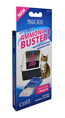 Catit Magic Blue Ammoniak Buster Thekendisplay (Magic Blue)