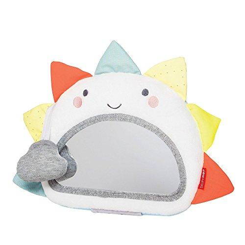 Skip Hop 307153 Silver Lining Babyspielzeug mit Spiegel