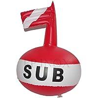 Bouée Plongée de surface gonflable Pèche Mer sécurité