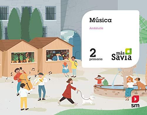 Música 2 Primaria Mas Savia Andalucía