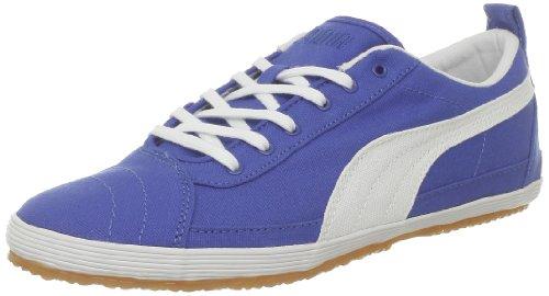 Puma Puma Serve Pro CNVS 355126 Unisex-Erwachsene Sneaker Blau (snorkel blue-white 03)
