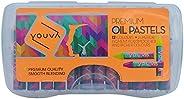 Navneet Youva | Premium Oil Pastels | Pack of 12