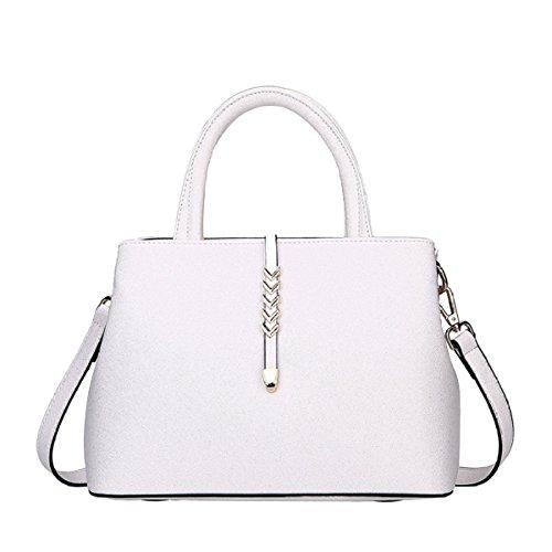 Yy.f Neuer Trend Der Weiblichen Handtaschen Handtaschen Mode Große Tasche Kreuzmuster Lässige Taschen Schulterkurierbeutel Wild Black