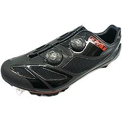 DMT - Zapatillas de ciclismo para mujer Negro Schwarztöne Talla:EUR 40 / UK 6 / 25 cm