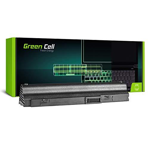 Green Cell Extended Serie A32-1015 Laptop Akku für ASUS Eee PC 1015 1015BX 1015P 1015PN 1215 1215B 1215N 1011PX 1016 VX6 (9 Zellen 6600mAh 10.8V Schwarz)