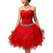 Mujer Elegante Vestido Para Boda Ceremonia De Vuelo Encaje Floral Precioso Vestido