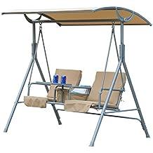 Balancines muebles y accesorios de jard n jard n for Amazon muebles terraza