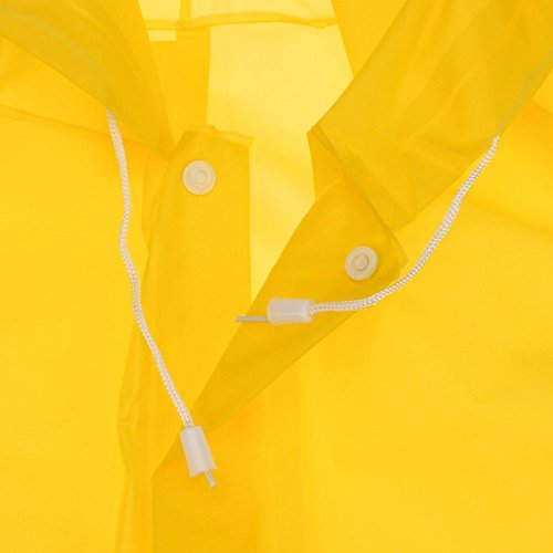 Outry - Manteau imperméable - Femme Jaune