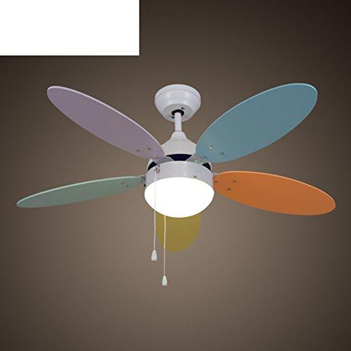 moderne-minimalistische-ventilator-luster-kinderzimmerled-lampe-schone-bunte-blatt-kronleuchter-a