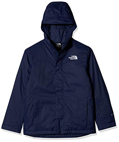 The North Face Y Snow Quest Chaqueta, Unisex niños, Montague Blue, L