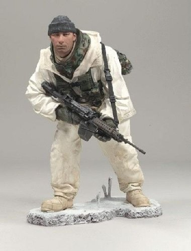 Image of McFarlane Toys - Military - Army Ranger - Arctic Operations - MOC