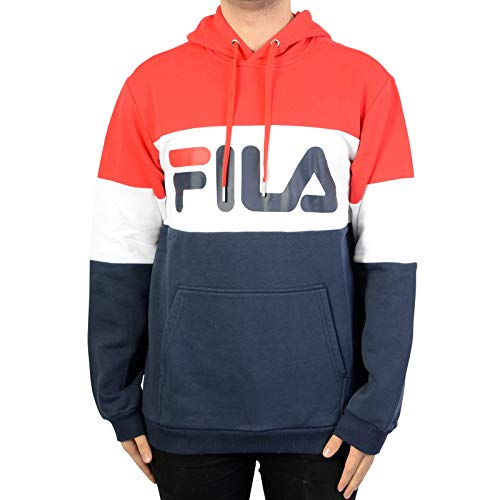 Fila Sweat 687001 Night Blocked Bleu H M