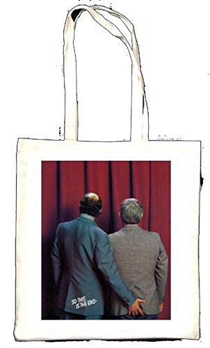 MORECAMBE et Wise So This is the end Totebag