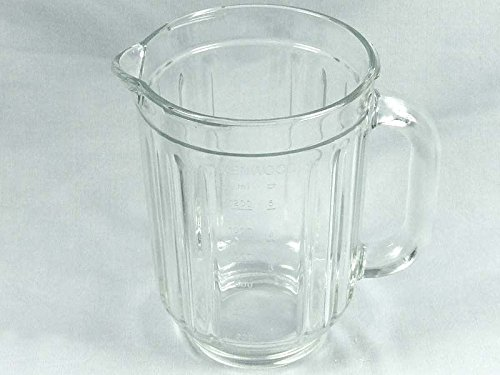 Kenwood jarra vaso Licuadora de cristal AT283Prospero KM262km280KM283