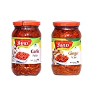 Swad Garlic Ginger Combo