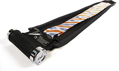 Krawattentasche Rollor® schwarz Anti Knitterschutz