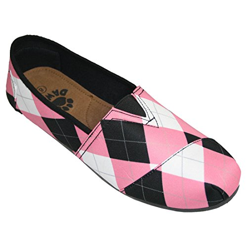 dawgs-loudmouth-kaymann-womens-loafer-pink-and-black-tile-9-m-us