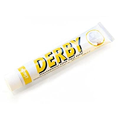Derby Moisturising Super Shaving Cream - Lemon Scent