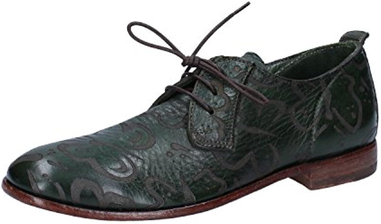 MOMA - Zapatos de cordones de Piel para mujer