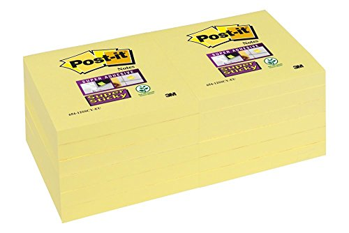 post-it-notes-76mm-x-76mm-super-sticky-note-pad-yellow-12-pads-90-sheets-per-pad