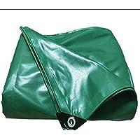 ASDF Lona Impermeable,Lona De Protección con Ojales para,No Permeable,Capa Opaca.Especificación:(2x1.5m)(2x2m)