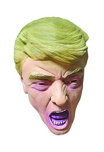 Maske Donald Trump Präsident USA Amerika Politiker Karneval Fasching Pierros