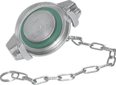 Tankwagenkupplung Verschluss-deckel für VK 50, Aluminium Werkstoff:Aluminium passend für:VK 50