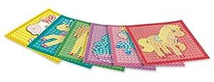 Play maíz 160198-Card Set Mosaic Dream Pony, Juego de Manualidades