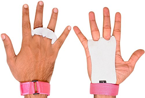 ULTRA FITNESS palm hand protectors for gymnastics, for children, for boys and girls Textured...
