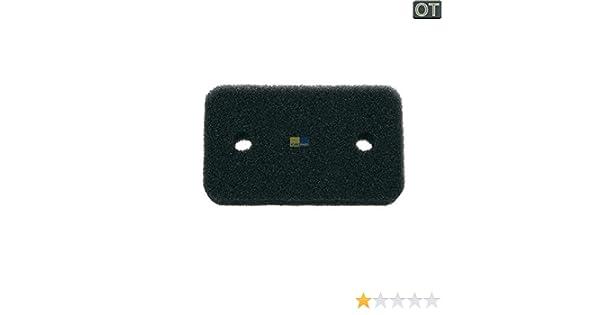 Miele 7070070 filter schwammfilter sockelfilter: amazon.de: elektro