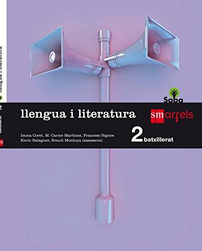 Llengua i literatura. 2 Batxillerat. Saba - 9788467587463 por Francesc Signes
