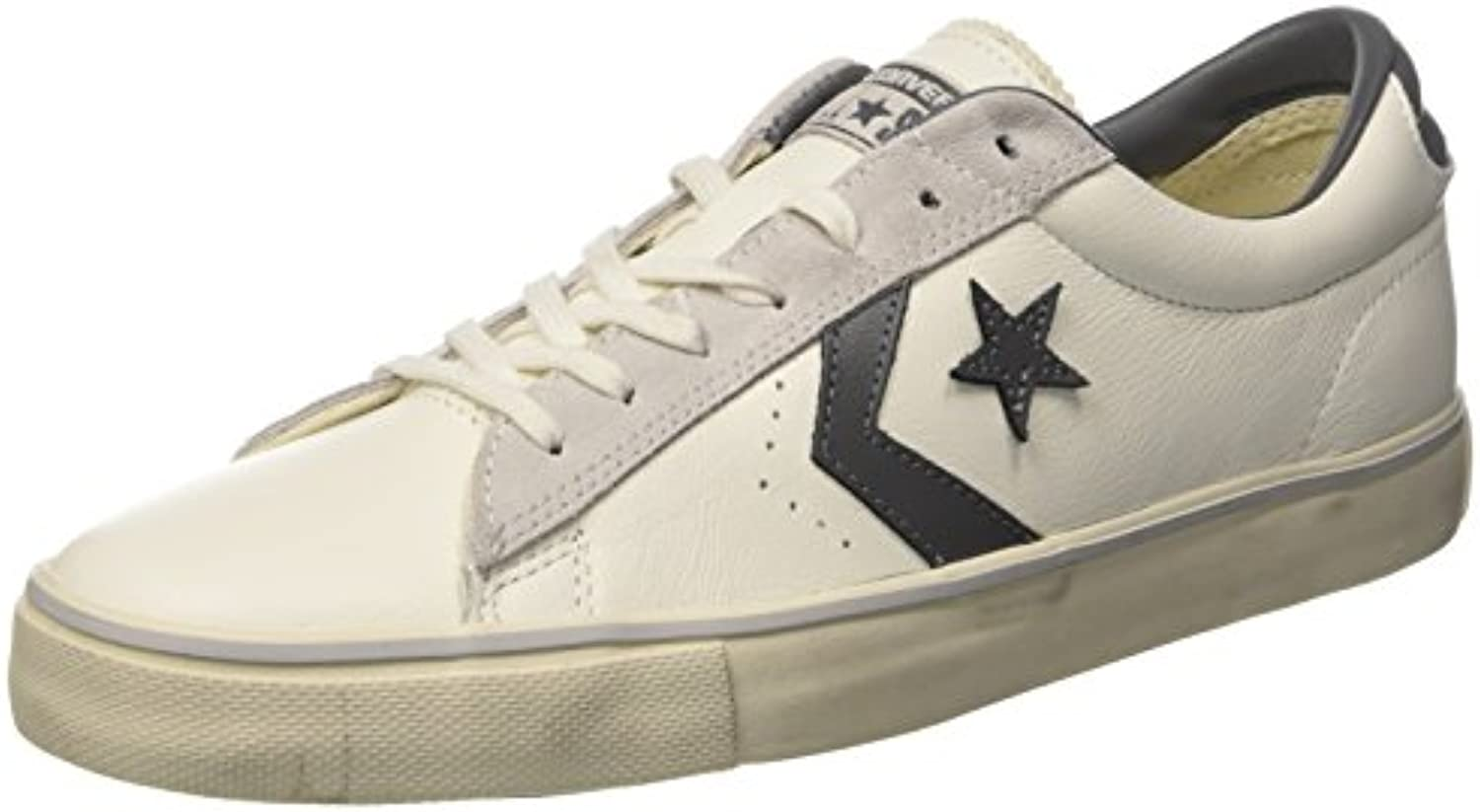 Converse Herren Pro Leather VULC Distressed OX Sneakers