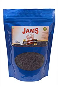 Mustard Seeds Big (Black)|Premium Quality| 1 Kg