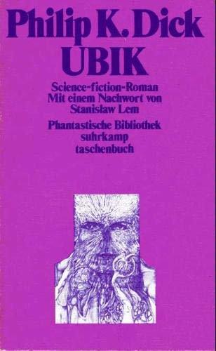 Blade Runner/Ubik/Marsianischer Zeitsturz: 3 Romane in einem Band (German Edition)