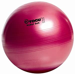 TOGU Gymnastikball MyBall Soft