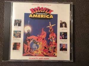 Asterix Conquers America (Soundtrack) (UK Import)