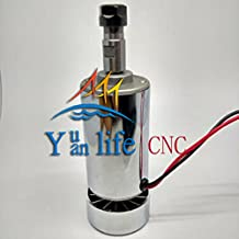 0,3kw CNC Motor de husillo 300W motor de husillo DIY DC 12–48CNC 300W motor de husillo para PCB Milling Machine
