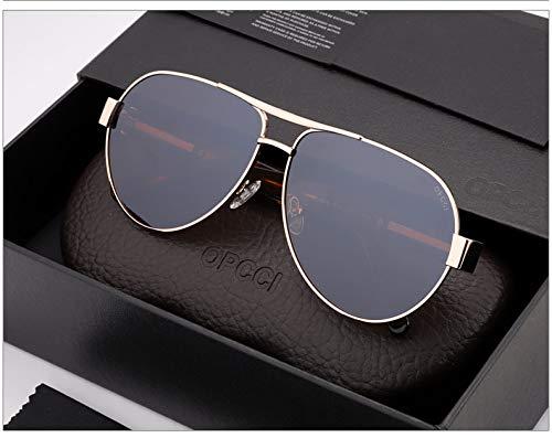LKVNHP New Hohe Qualität Übergroßen Herren Polarisierte Sonnenbrille 150Mm Breites Gesicht Sonnenbrille Für Mann Fahren Hd Objektiv Marke Polaroid Anti Reflektieren UvBraun