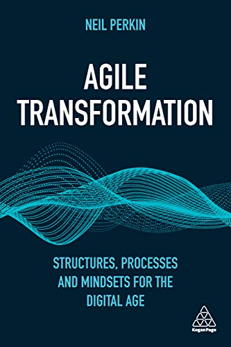 Agile Transformation: Structures, Processes and Mindsets for the Digital Age (English Edition)