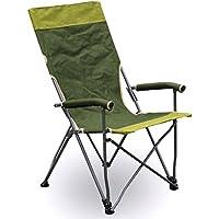 CRUTCH plegables portátiles de sillas al aire libre jardín barbacoa recreativo pesca playa